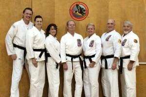 2016 Bushido instructors